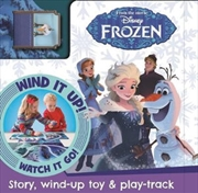 Disney Busy Board : Frozen | Hardback Book