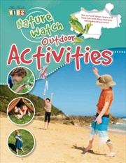 Steve Parish Nature Watch Activity Book: Outdoor Activities | Paperback Book