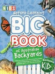 Steve Parish Australian Backyards: Nature Learning Big Book | Paperback Book