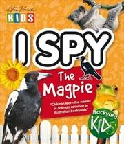 Steve Parish I Spy The Magpie Activity Book | Paperback Book