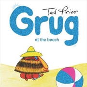 Grug At The Beach | Hardback Book