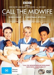Call The Midwife - Series 8 | DVD