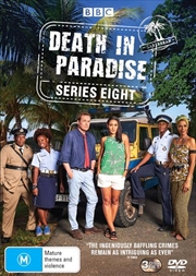 Death In Paradise - Series 8 | DVD