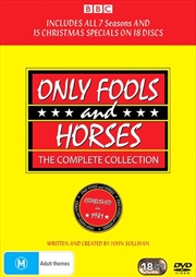 Only Fools And Horses | Series Collection | DVD
