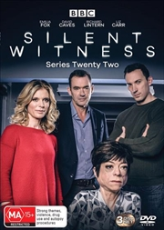 Silent Witness - Series 22 | DVD