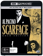 Scarface | Blu-ray + UHD | UHD