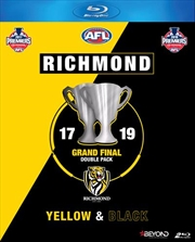 AFL - Richmond Yellow and Black Grand Final | Double Pack | Blu-ray