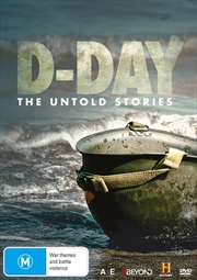 D-Day - The Untold Stories | DVD