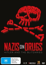 Nazis On Drugs - Hitler And The Blitzkrieg | DVD