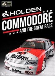 Holden Commodore And The Great Race | Collector's Gift Set | DVD