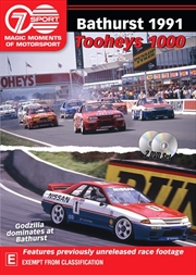 Magic Moments Of Motorsport - 1991 Tooheys 1000 | DVD