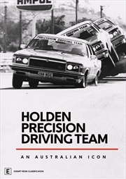 Holden Precision Driving Team - An Australian Icon | DVD