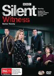 Silent Witness - Series 20 | DVD