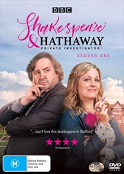Shakespeare and Hathaway - Private Investigators | DVD