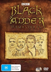 Blackadder - Remastered | DVD