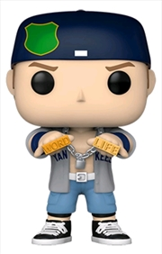 WWE - John Cena Dr of Thuganomics Pop! Vinyl	 | Pop Vinyl