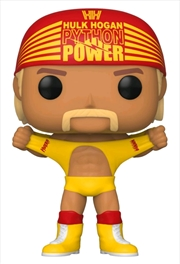 WWE - Hulk Hogan Wrestlemania 3 US Exclusive Pop! Vinyl [RS] | Pop Vinyl