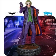 Batman: The Dark Knight - Heath Ledger Joker Statue | Merchandise