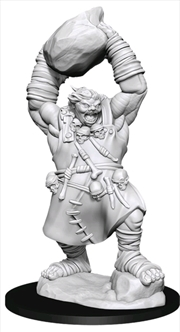 Pathfinder - Deep Cuts Unpainted Miniatures: Ogre | Games