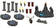 WizKids - Deep Cuts Miniatures: Pools & Pillars   Games
