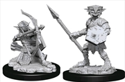 Pathfinder - Deep Cuts Unpainted Miniatures: Hobgoblin   Games