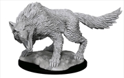 Dungeons & Dragons - Nolzur's Marvelous Unpainted Minis: Winter Wolf | Games