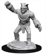 Dungeons & Dragons - Nolzur's Marvelous Unpainted Minis: Stone Golem | Games