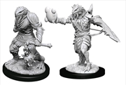 Dungeons & Dragons - Nolzur?s Marvelous Unpainted Minis: Male Dragonborn Paladin | Games