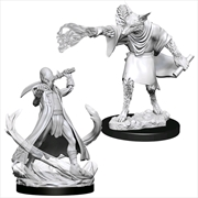 Dungeons & Dragons - Nolzur's Marvelous Unpainted Minis: Arcanaloth & Ultraloth | Games