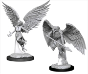 Dungeons & Dragons - Nolzur's Marvelous Unpainted Minis: Harpy & Arakocra | Games