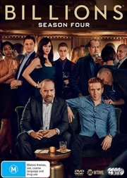 Billions - Season 4 | DVD