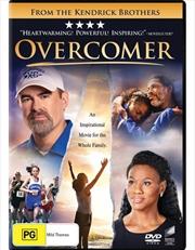 Overcomer | DVD