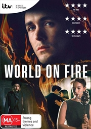 World On Fire | DVD