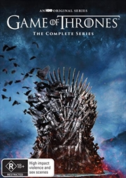 Game Of Thrones - Season 1-8 | Boxset | DVD