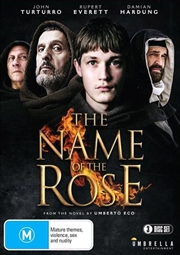 Name Of The Rose, The | DVD