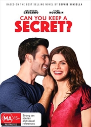 Can You Keep A Secret? | DVD