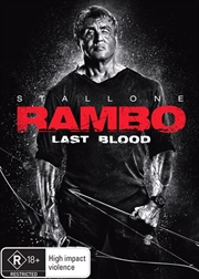 Rambo - Last Blood | DVD