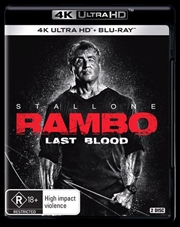 Rambo - Last Blood | Blu-ray + UHD | UHD