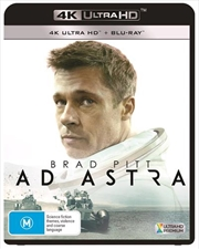 Ad Astra | Blu-ray + UHD | UHD