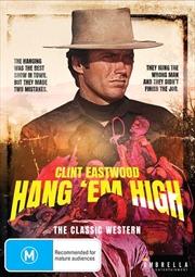Hang 'Em High | Six Shooter Classics | DVD