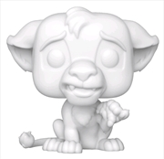 Lion King - Simba DIY Pop! Vinyl | Pop Vinyl