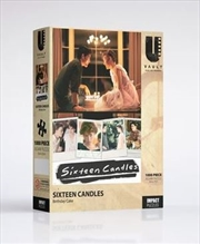 Sixteen Candles - Birthday Cake 1000 Pce Jigsaw | Merchandise