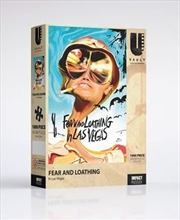 Fear And Loathing - One Sheet 1000 Pce Jigsaw | Merchandise
