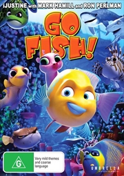 Go Fish! | DVD