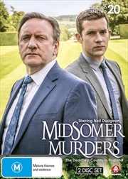 Midsomer Murders - Season 20 - Part 2 | DVD