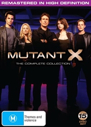 Mutant X | Collection - HD | DVD