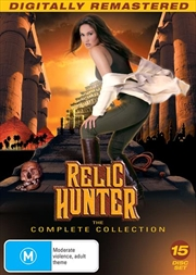 Relic Hunter | Collection - HD | DVD