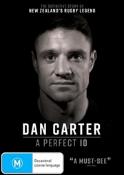 Dan Carter - A Perfect 10 | DVD