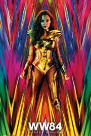 Wonder Woman 1984 Teaser | Merchandise