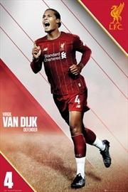 Liverpool Van Dijk | Merchandise